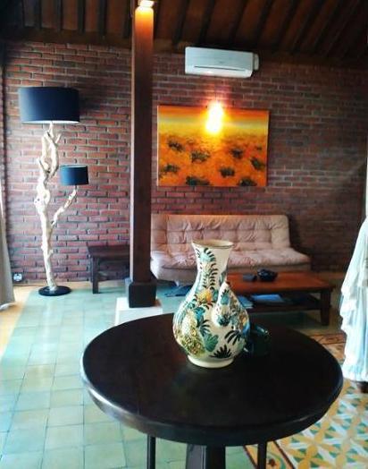 Kampung Cenik Bali - Living Area