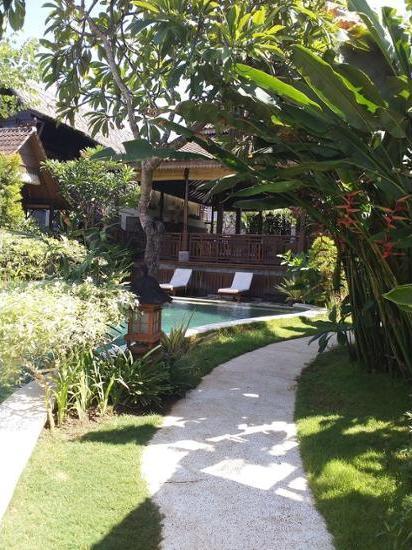 Kampung Cenik Bali - Garden