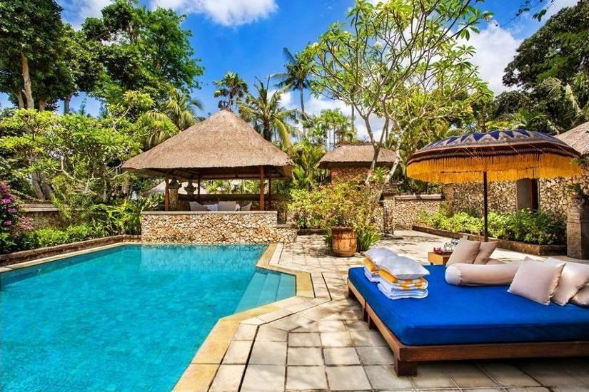 The Oberoi Bali - Guestroom View