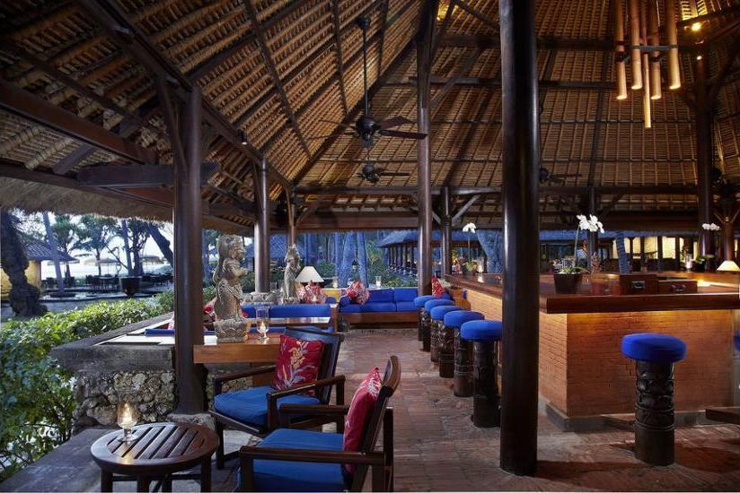 The Oberoi Bali - Hotel Bar