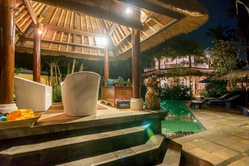 Gajah Biru Bungalows Bali - Featured Image