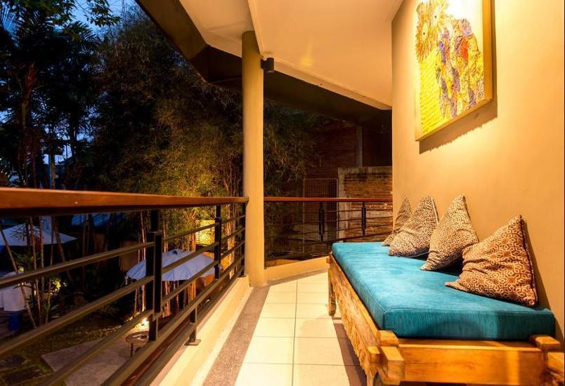 Gajah Biru Bungalows Bali - Terrace/Patio