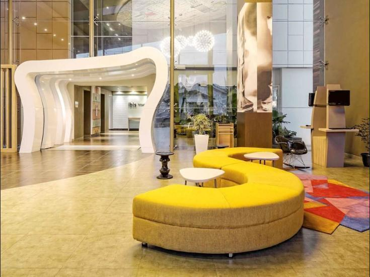 Hotel Ibis Padang - Lobby