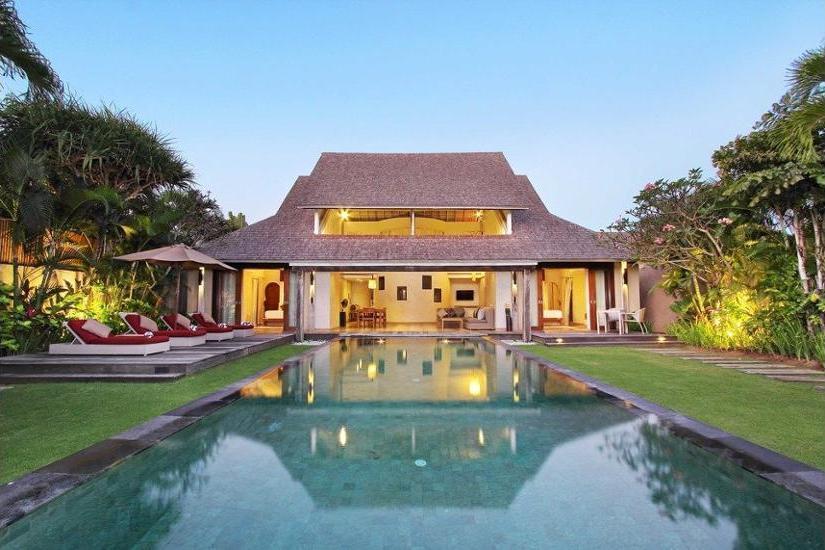Space at Bali Villas Bali - In-Room Dining