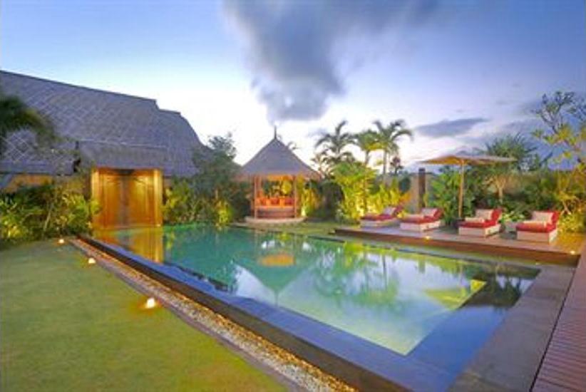 Space at Bali Villas Bali - Living Area