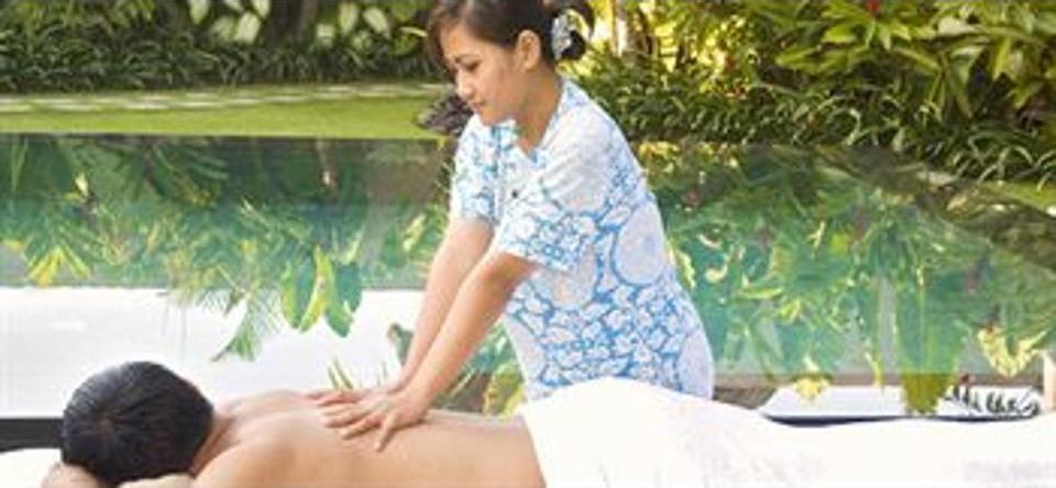 Space at Bali Villas Bali - Massage