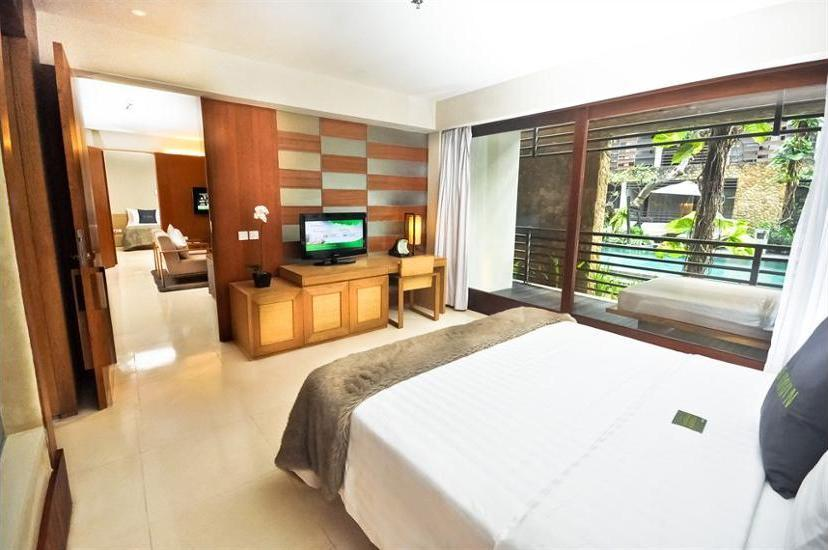 The Haven Seminyak - Guestroom