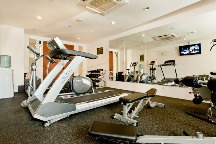 The Haven Seminyak - Gym
