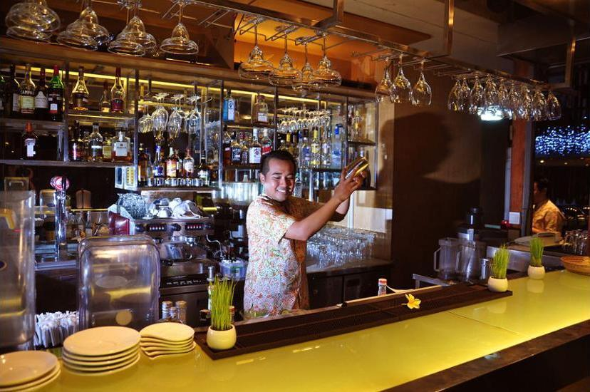 The Haven Seminyak - Hotel Bar