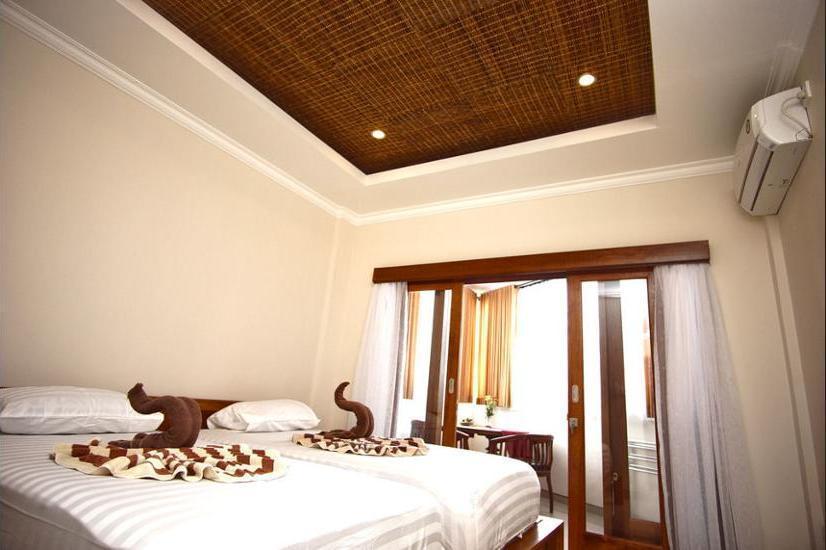 Okawati Hotel Ubud - Guestroom