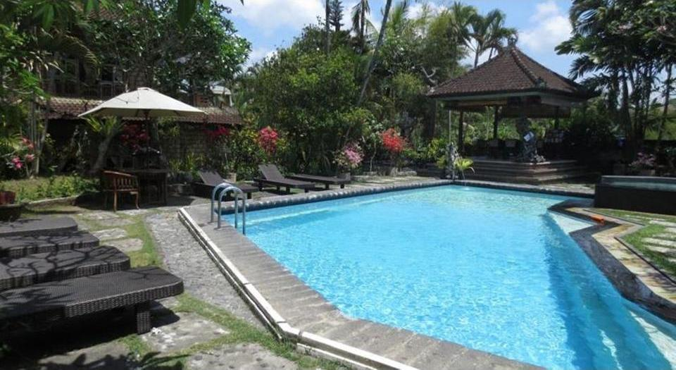 Okawati Hotel Ubud - Pool