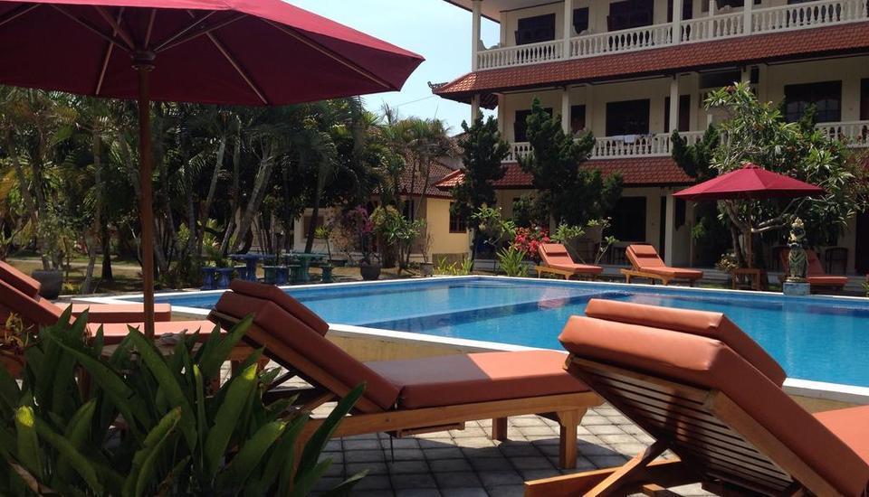 Mekar Jaya Bungalows Bali - Kolam Renang