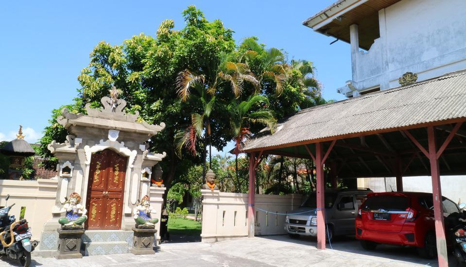 Mekar Jaya Bungalows Bali - Building