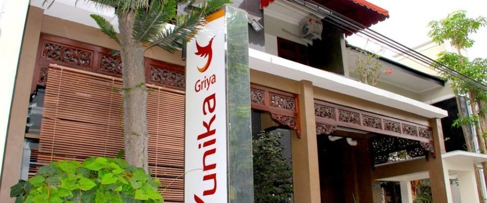Griya Yunika Homestay Yogyakarta - Eksterior
