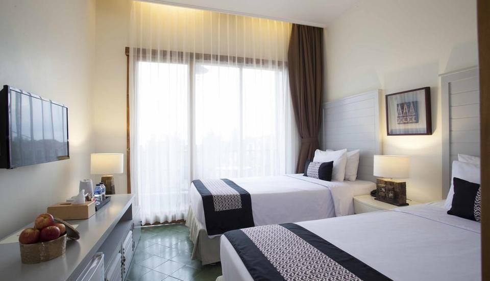 Casa De Apple Bandung - Twin Room Regular Plan