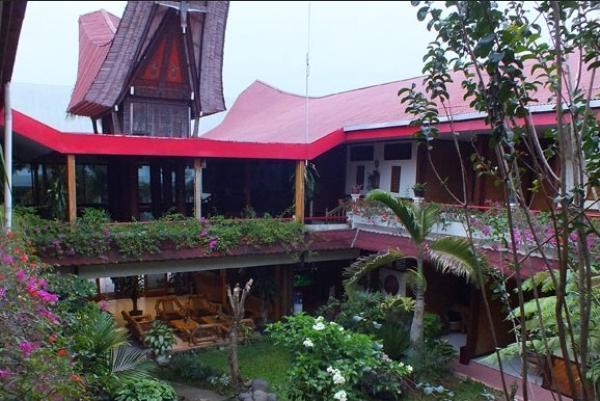 Hotel Indra Toraja - View