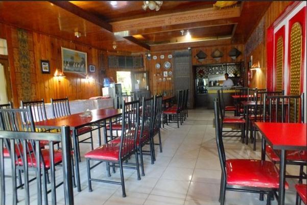 Hotel Indra Toraja - Restaurant