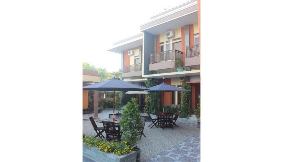 Allamanda Beach Hotel dan Bungalow Pangandaran - Exterior
