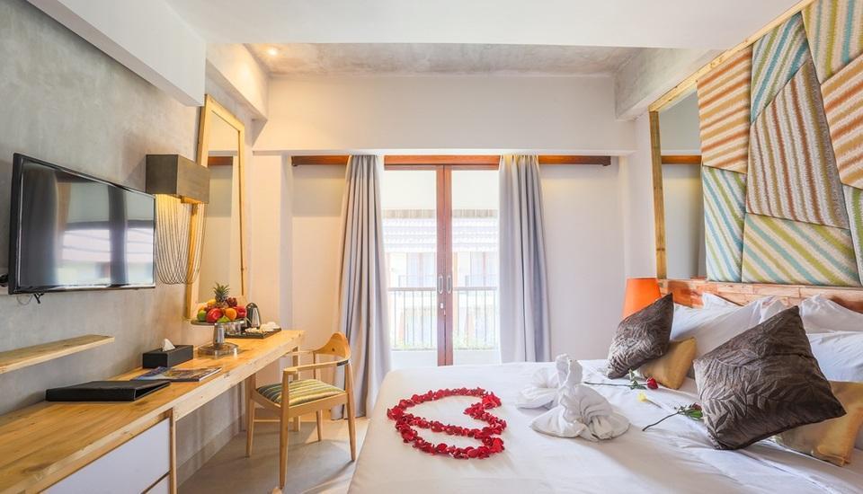 Serela Legian Hotel Bali - Deluxe King
