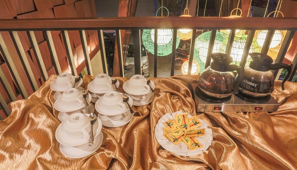 Serela Legian Hotel Bali - Coffee Break