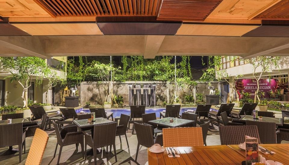 Serela Legian Hotel Bali - Restaurant