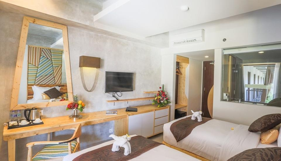 Serela Legian Hotel Bali - Superior Room Only Basic Deal