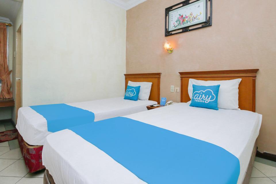 Airy Medan Petisah Gajah Mada 53 Medan - Standard Twin Room with Breakfast Special Promo Jan 5