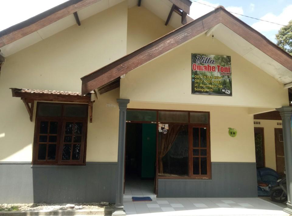 Villa Omahe Toni Malang - villa