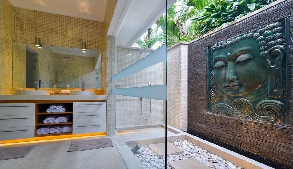 The View Villa Lovina Bali - Bathroom