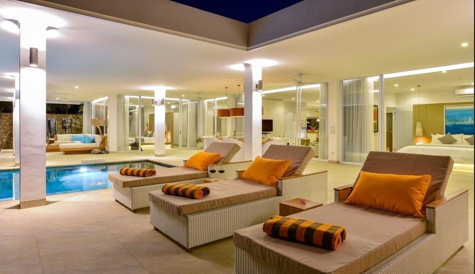 The View Villa Lovina Bali - Interior