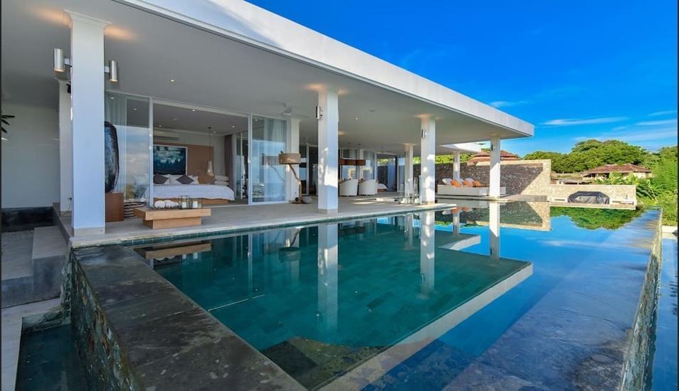 The View Villa Lovina Bali - Pool