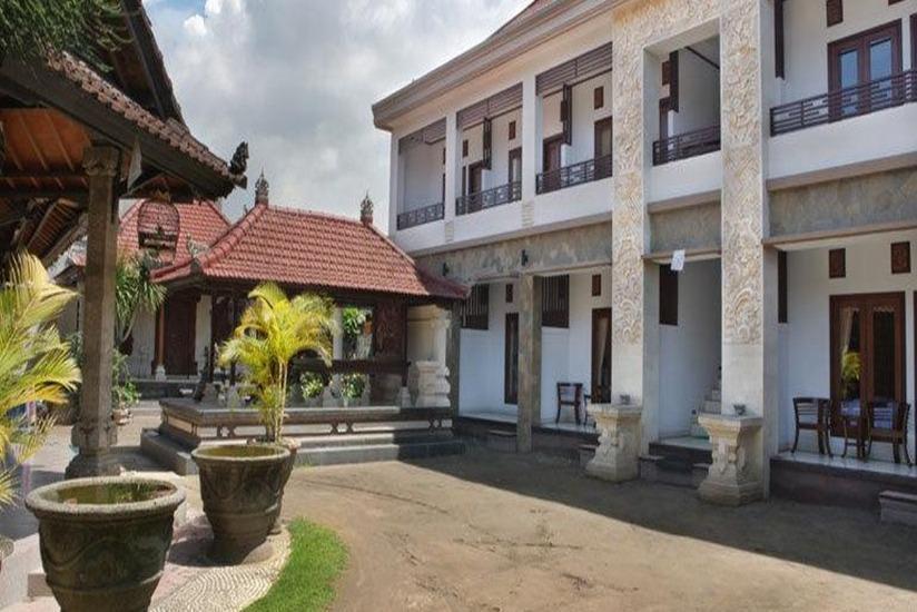 Puri Jayaraja Guest House Bali - Eksterior
