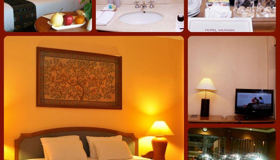 Mutiara Hotel Cilacap - Deluxe
