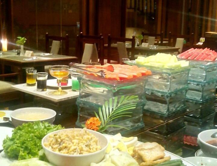Mutiara Hotel Cilacap - Restaurant