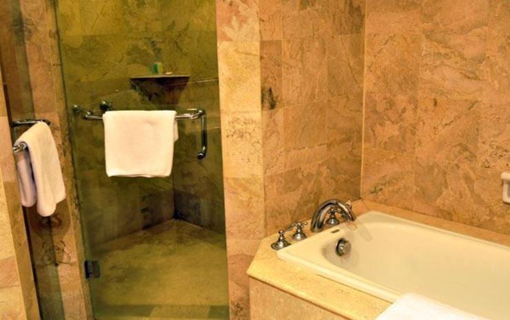 Mutiara Hotel Cilacap - Kamar mandi