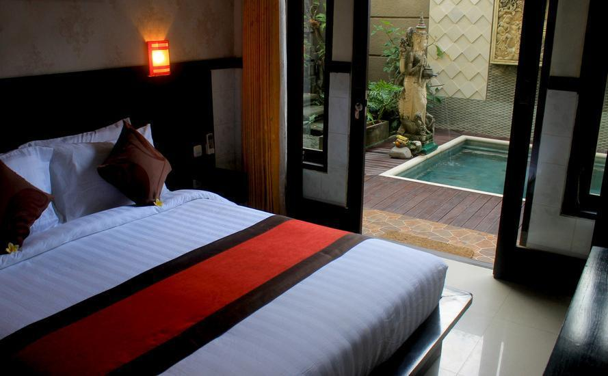 Antara Sunset Road Bali - Guest room