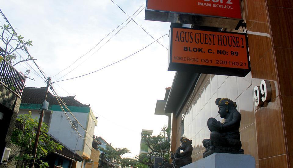 Antara Sunset Road Bali - Exterior