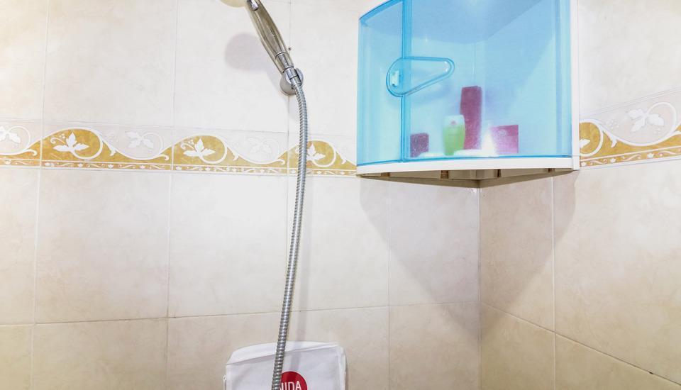 NIDA Rooms Colombo Komplek Karang Marang - Kamar mandi