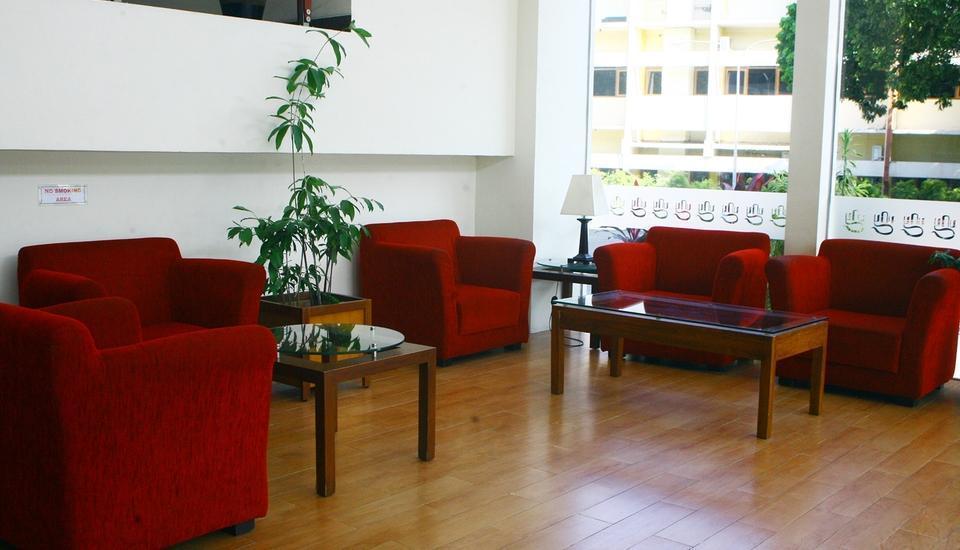 NIDA Rooms Colombo Komplek Karang Marang - Lobi