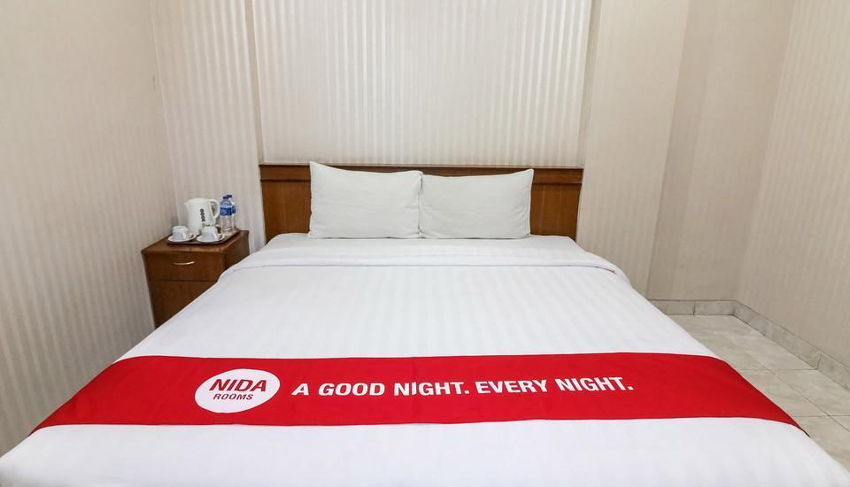 NIDA Rooms Colombo Komplek Karang Marang - Double Room Double Occupancy Regular Plan