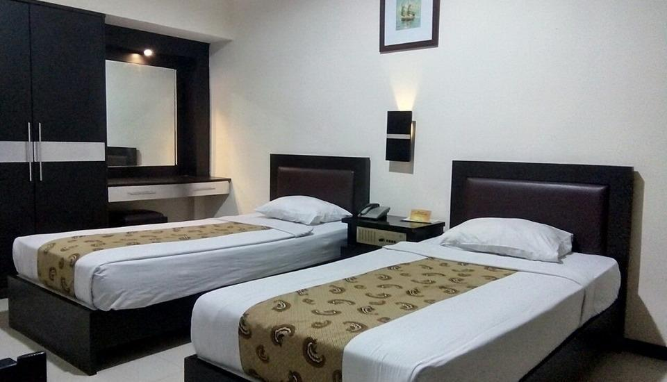 Hotel Penataran Asta Kediri - Deluxe Twin