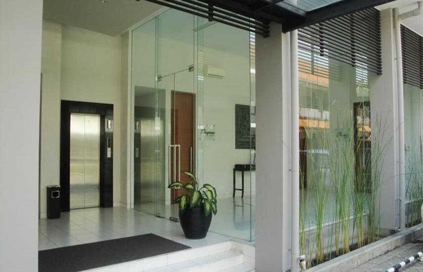 Hotel Quirin Semarang - Lobi