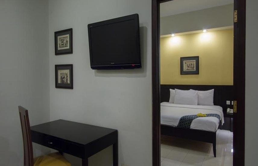 Hotel Quirin Semarang - Kamar tamu