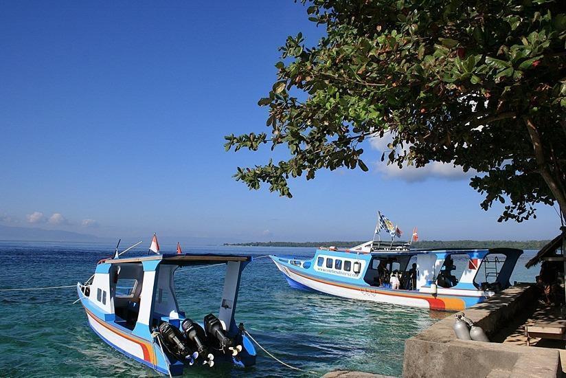 Onong Resort Manado - Pemandangan