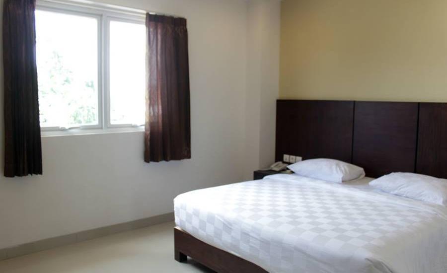 Jelita Bandara Hotel Banjarbaru - Deluxe room