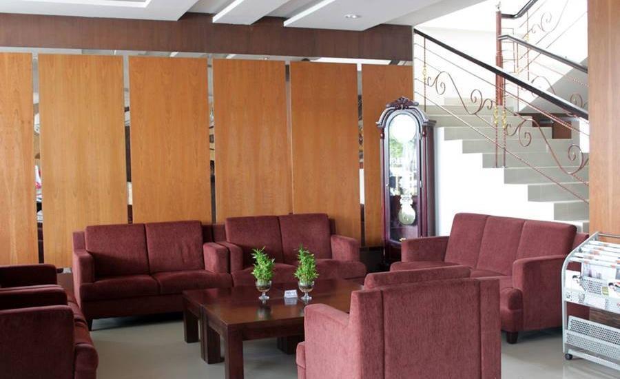 Jelita Bandara Hotel Banjarbaru - Lobi