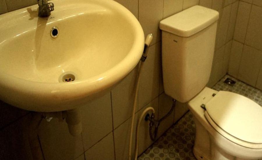 Cheap Hotel Nusa Dua Bali - Kamar mandi