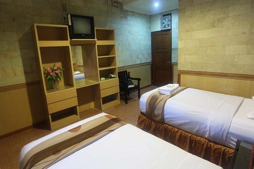 Hotel Duta Berlian Bogor - Kamar Tamu