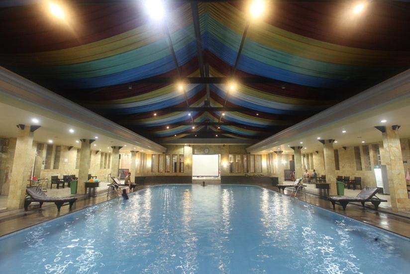 Hotel Duta Berlian Bogor - Kolam Renang