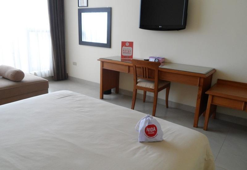 NIDA Rooms Anyar 36 Cirebon - Double Room Single Occupancy Special Promo